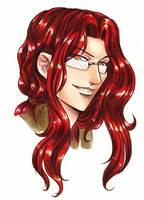Serus Portrait by raerae