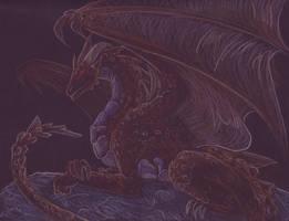 Earth Dragon by raerae