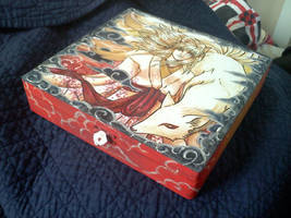 Kyuubi no Kitsune Box by raerae