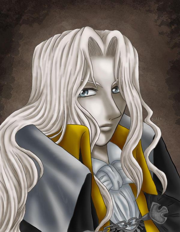Alucard by raerae