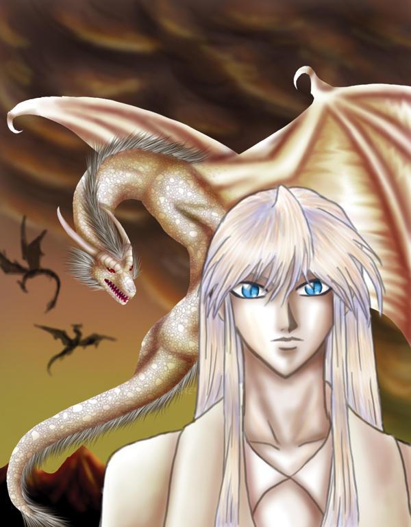 Dragon Storm by raerae