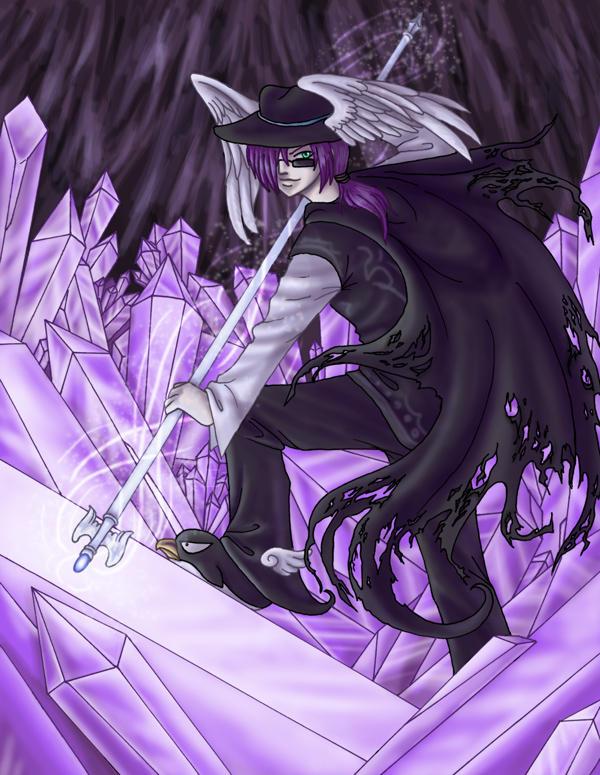 Crystals by raerae