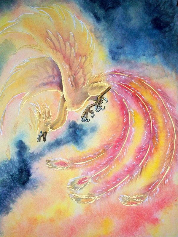 Phoenix by raerae