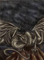 Mountain Dragon by raerae