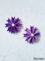 Origami Clematis by Artcrown