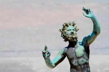 Now He Watches Vesuvio by RTKraken