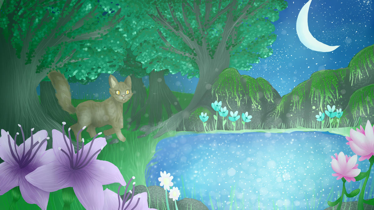 Discovering the moonpool by dawnflower riverclan on deviantart discovering the moonpool by dawnflower riverclan izmirmasajfo Choice Image