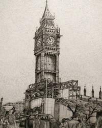 Big Ben by 7penguinprincess7
