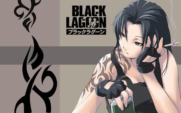 Black Lagoon Wallpaper by ~blackjack141 on deviantART