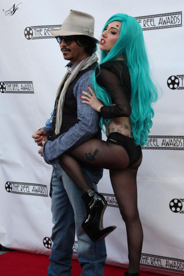 Reel Awards - Lady Gaga 3 by SkyelineProductions