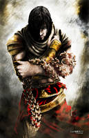 prince of persia digital by largee17