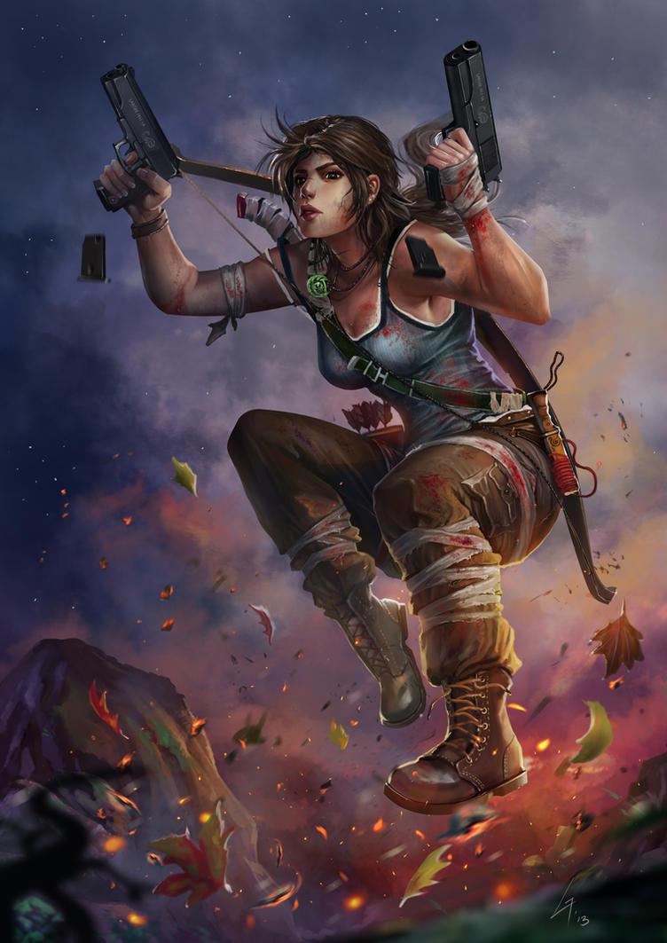 Lara by largee17