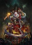 Diablo 3 barbarian Contest