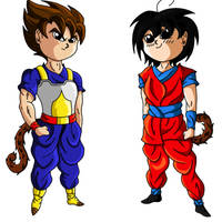 Test Drawing by DBZExpert069