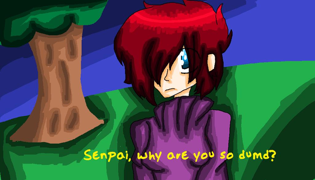 Anime screenshot (FAKE) by Bonnieart04