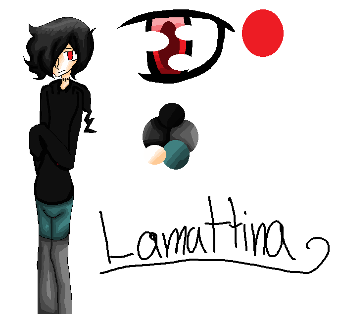 Lamattina :REF: by Bonnieart04