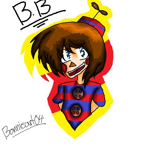 Bb by Bonnieart04