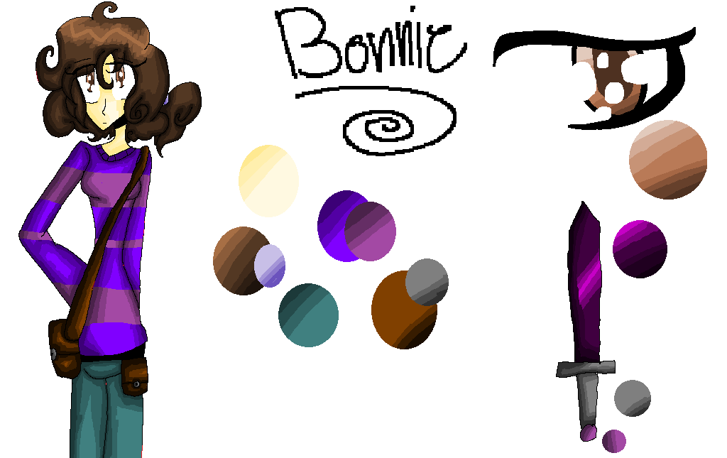 Bonnie :REF: by Bonnieart04