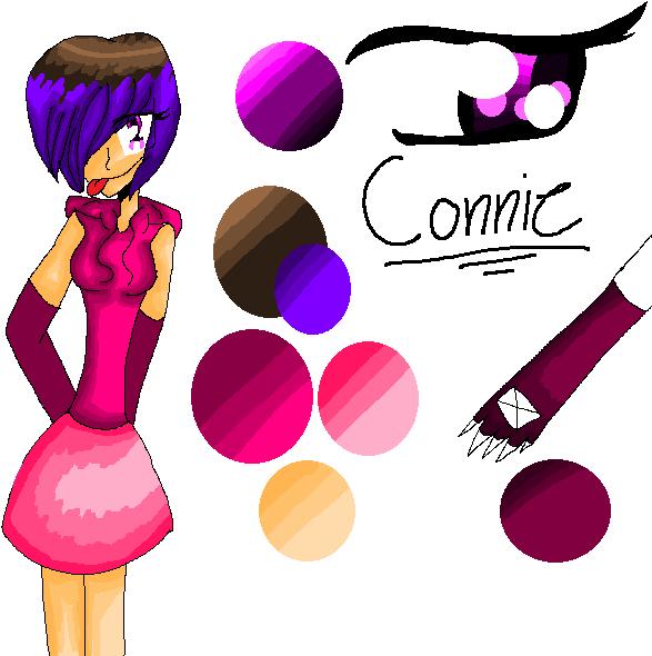 Connie :REF: by Bonnieart04
