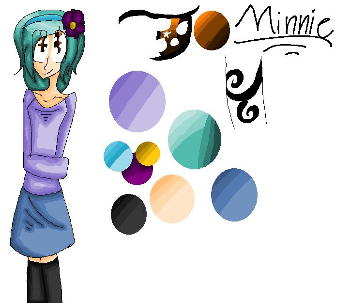 Minnie :REF: by Bonnieart04