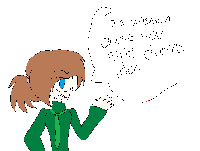 That was dumb by Bonnieart04