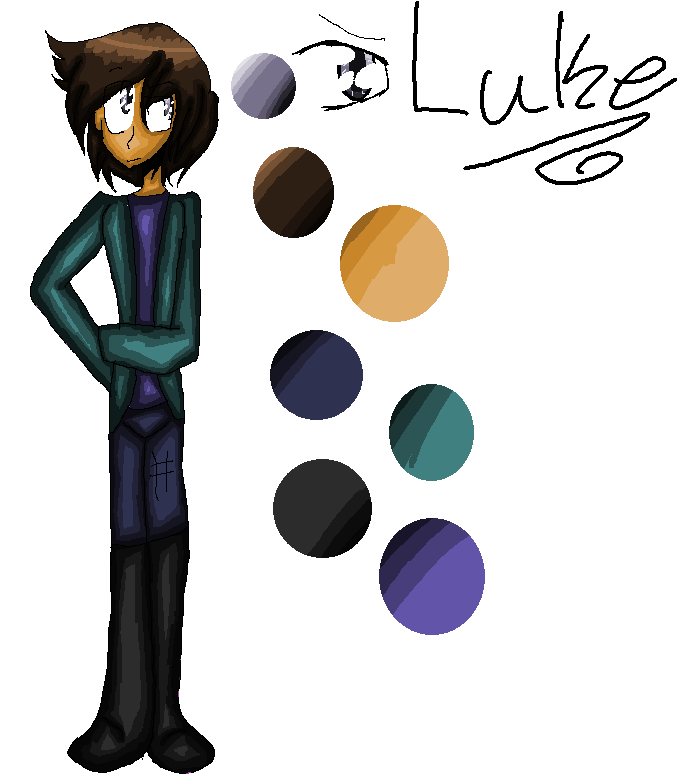 Luke :REF: by Bonnieart04