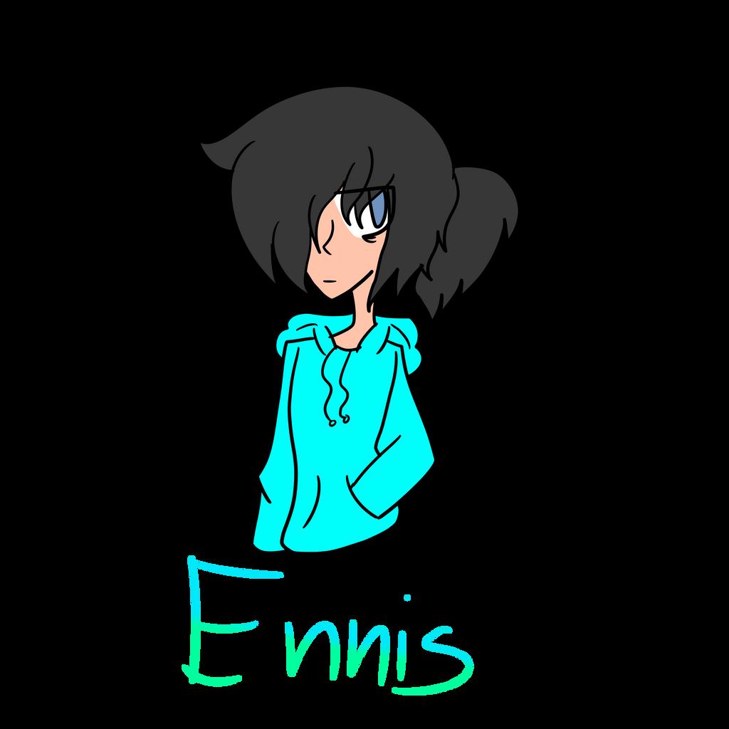 Ennis by Bonnieart04