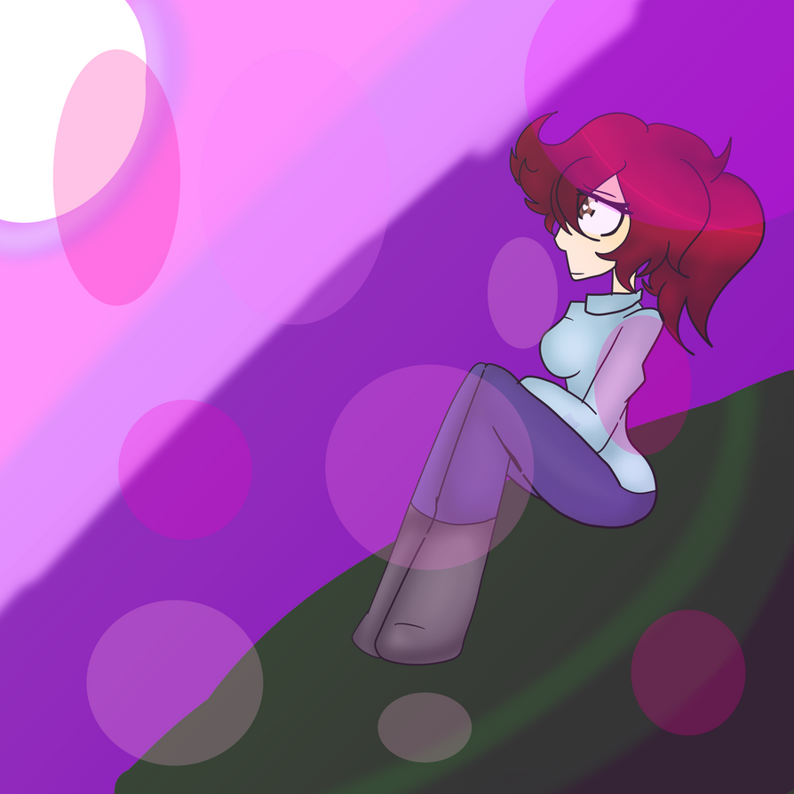 I know I will be alone forever by Bonnieart04