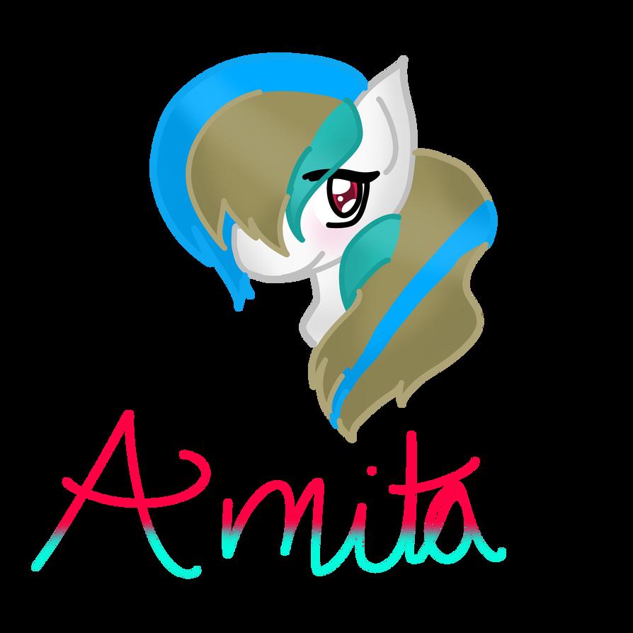 Amita :RQ: by Bonnieart04