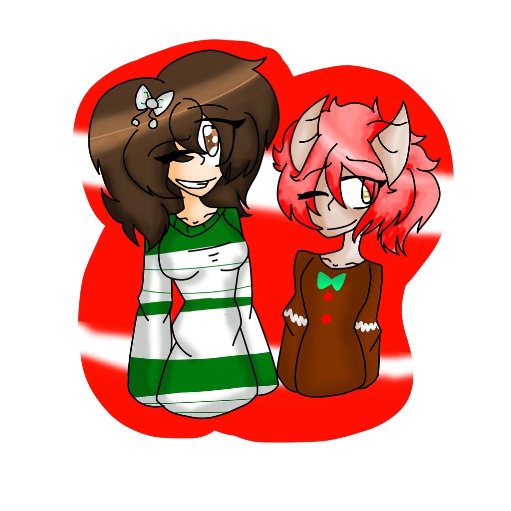 Christmas Sweaters by Bonnieart04