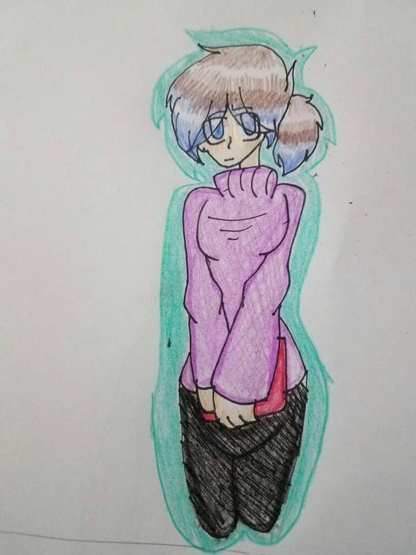 Random drawing.  by Bonnieart04
