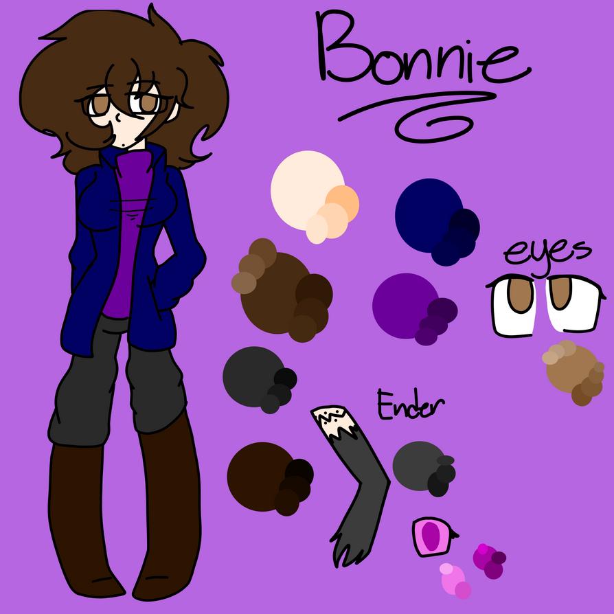 Bonnie 3.0 by Bonnieart04