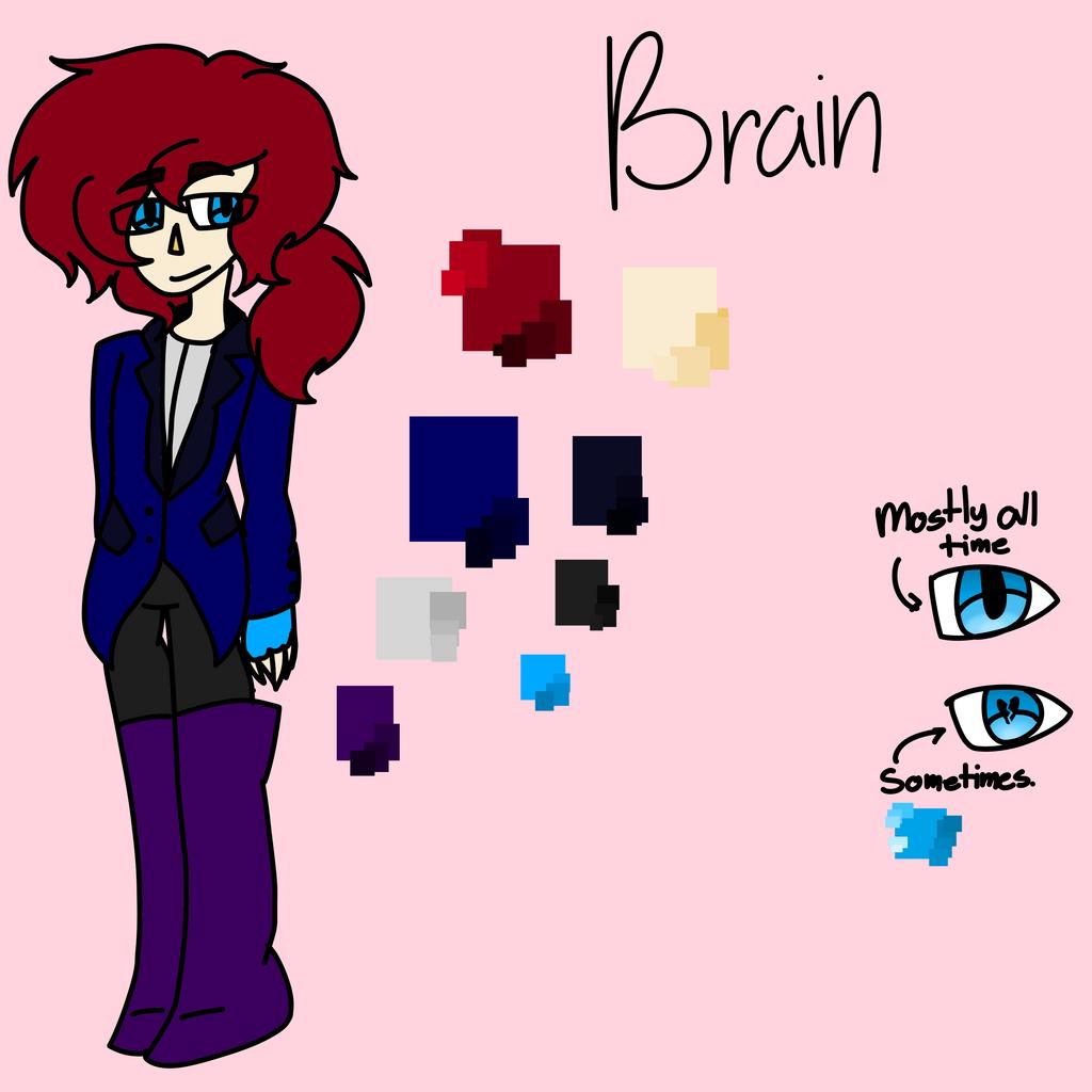 Brain 3.0 by Bonnieart04