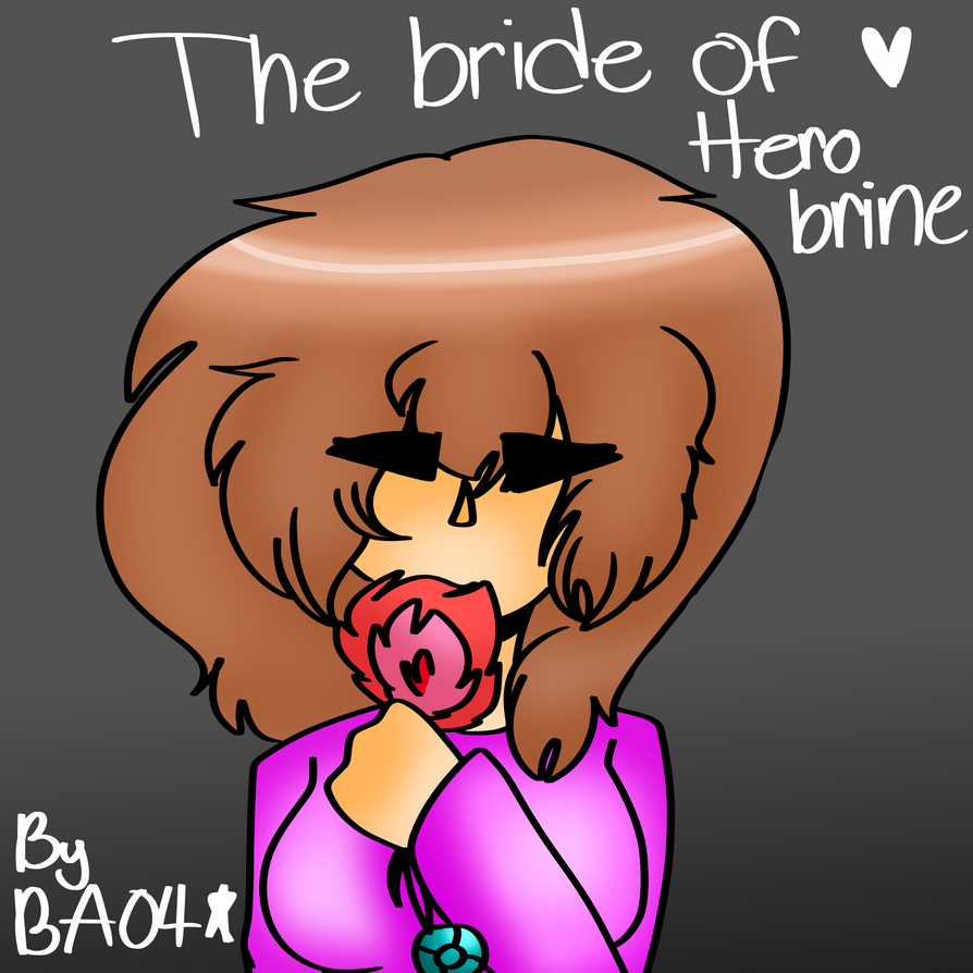 The Bride of Herobrine :Cover: by Bonnieart04