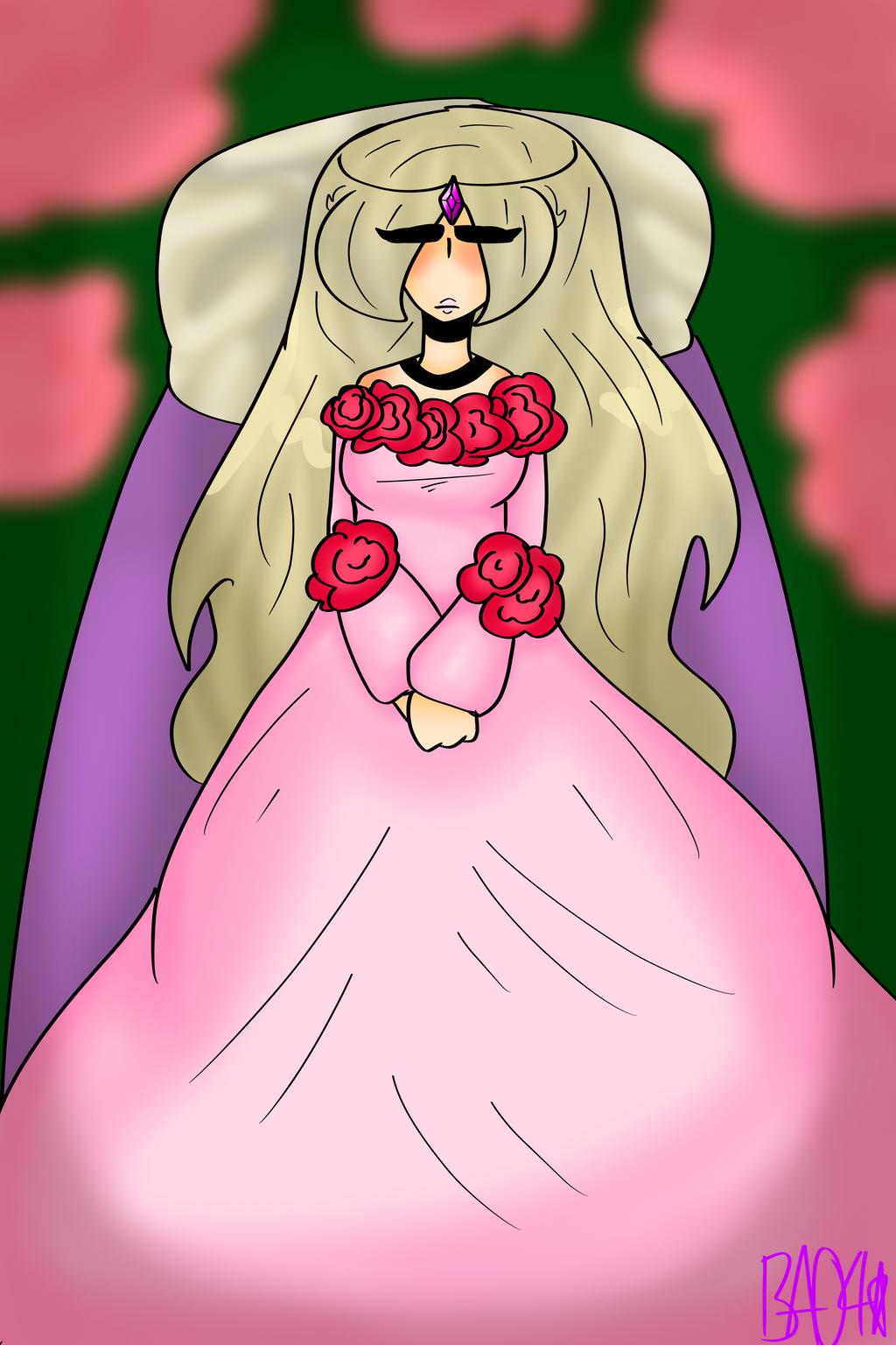 Briar Rose by Bonnieart04