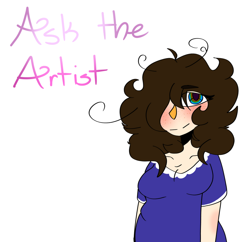 Ask the artist by Bonnieart04