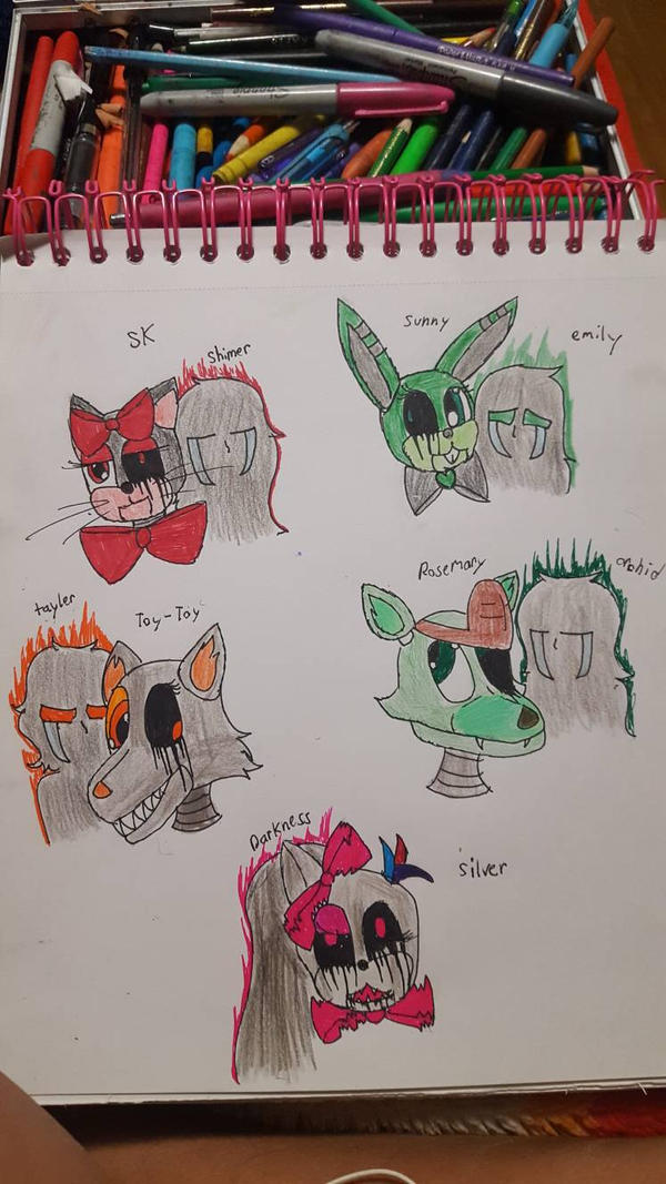 sk crew  by whitneythesadweebo