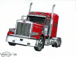 2005 Peterbilt Truck by who515