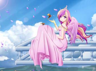 Princess Cadence by SrtaGiuu