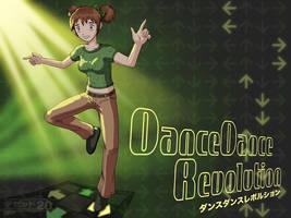 Dance Dance Revolution by Usagisama