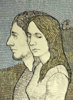 Tristan and Isolde by DawidZdobylak