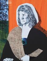 Portrait by Albrecht Durer by DawidZdobylak