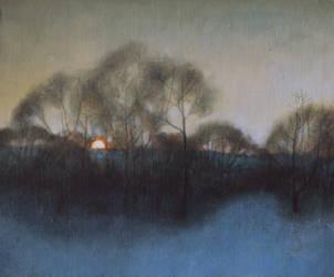 Landscape II by DawidZdobylak
