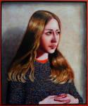 Portrait of Kasia
