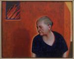 Portrait of Magda by DawidZdobylak