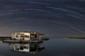 kalohori Startrails by sui400