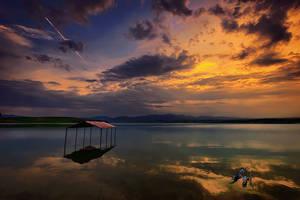Polifitos Lake by sui400