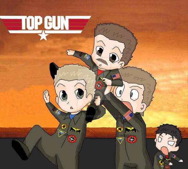 Top Gun By Ryukloveappels On Deviantart