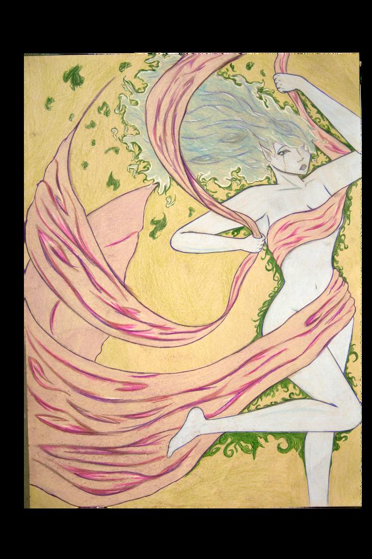 Dance of the Undine by Vampiredoll172
