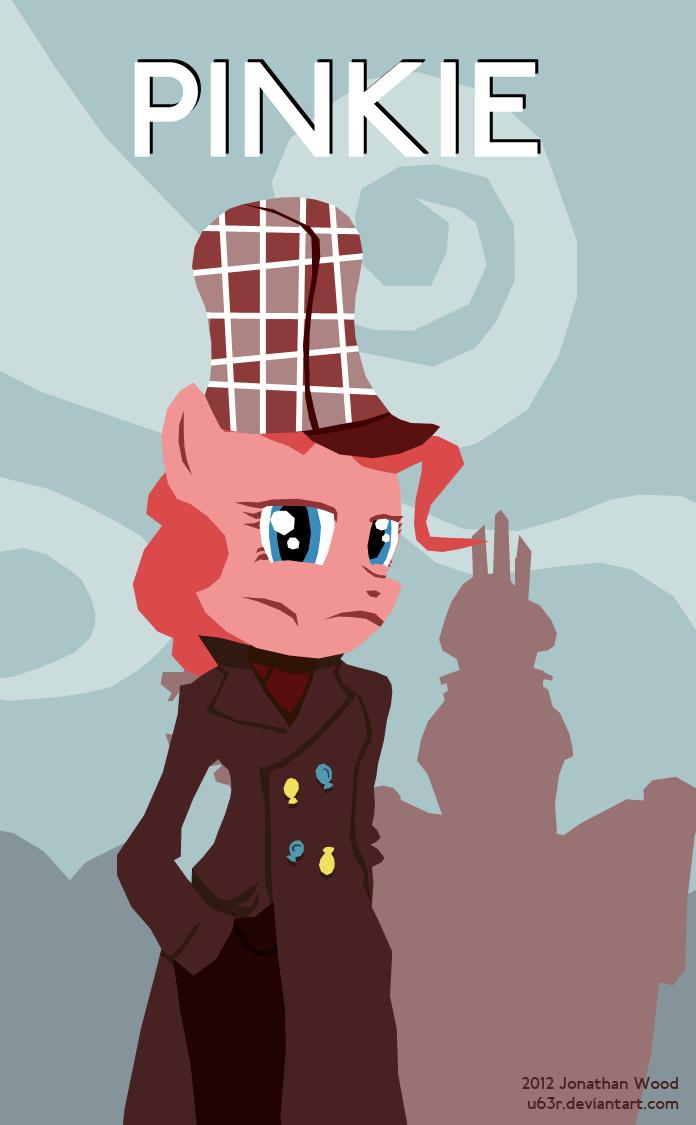 Pinkie Holmes by Jon-Wood